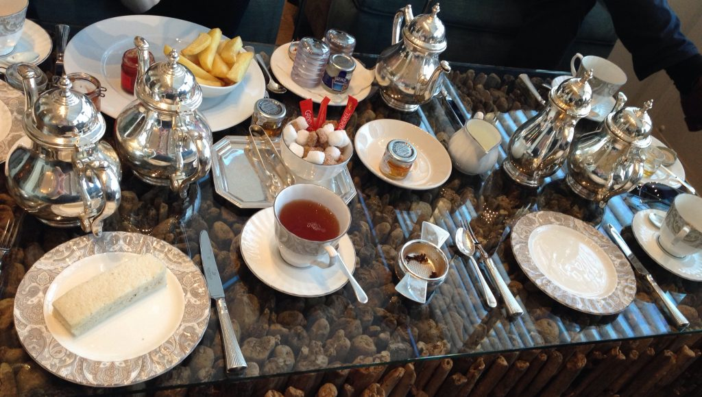 High Tea Tisch